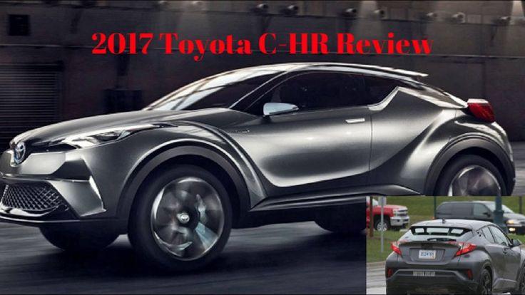 New 2017 Toyota C-HR Tampil Dengan INTERIOR Super Mewah!! Car Sexy!!