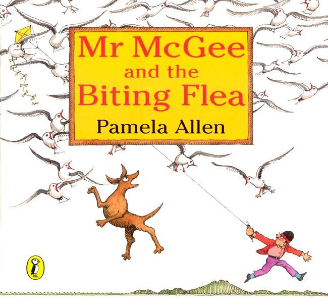 Mr McGee and the Biting Flea  Ideas for use