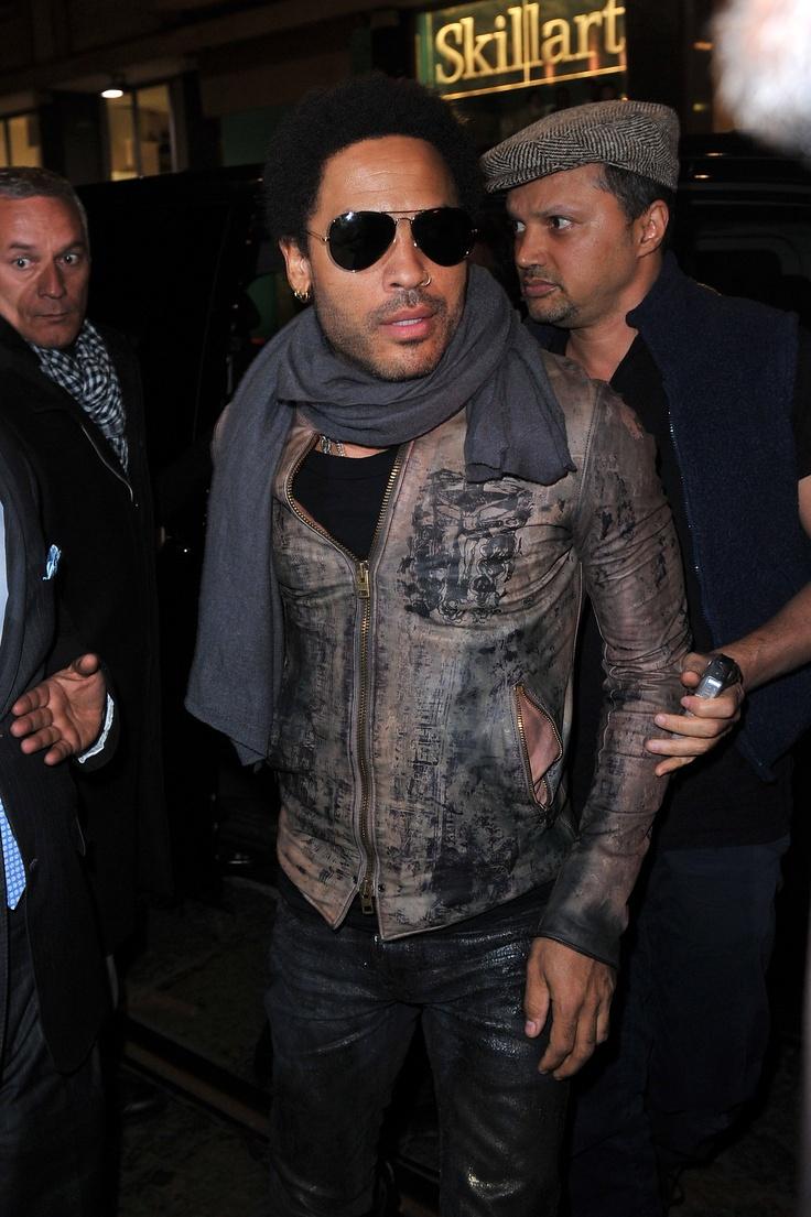Lenny kravitz pants tear bing images - Lenny Kravitz Milan Design Week
