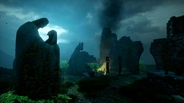 Behind the Scenes with the Dragon Age: Inquisition Soundtrack - EA News
