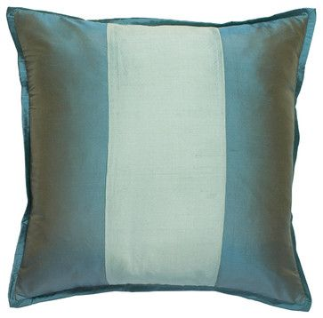 Jade - Euro Sham by MysticHome - traditional - Pillowcases And Shams - MysticHome