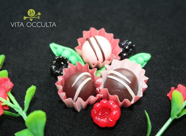 miniature sweets for a new handbag