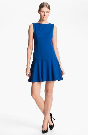 #Alice Olivia Drop Waist Dress available at #Nordstrom ...