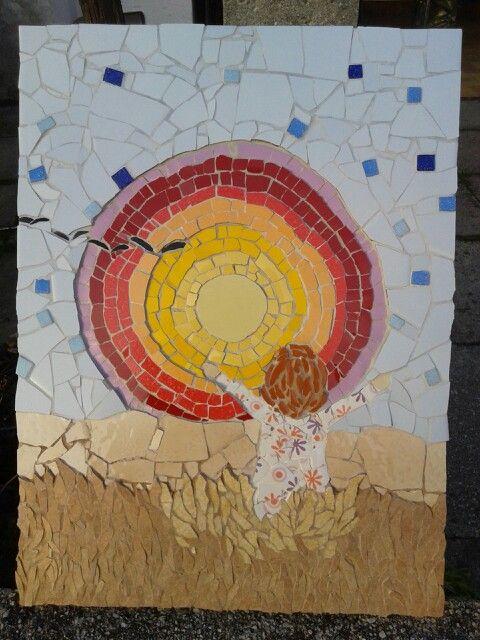 363 Best Sun Moon Amp Stars Mosaics Images On Pinterest