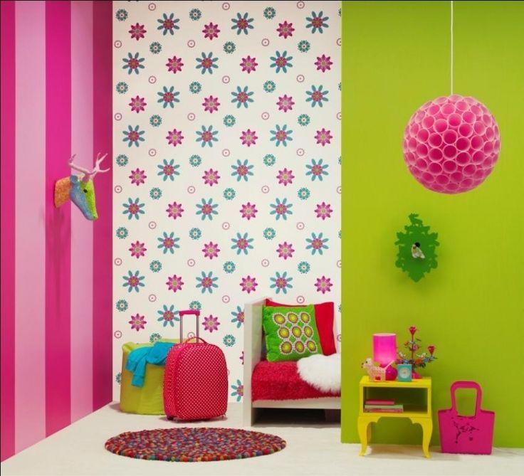 Обои для детской - Сундук идей для вашего дома - интерьеры, дома, дизайнерские вещи для дома