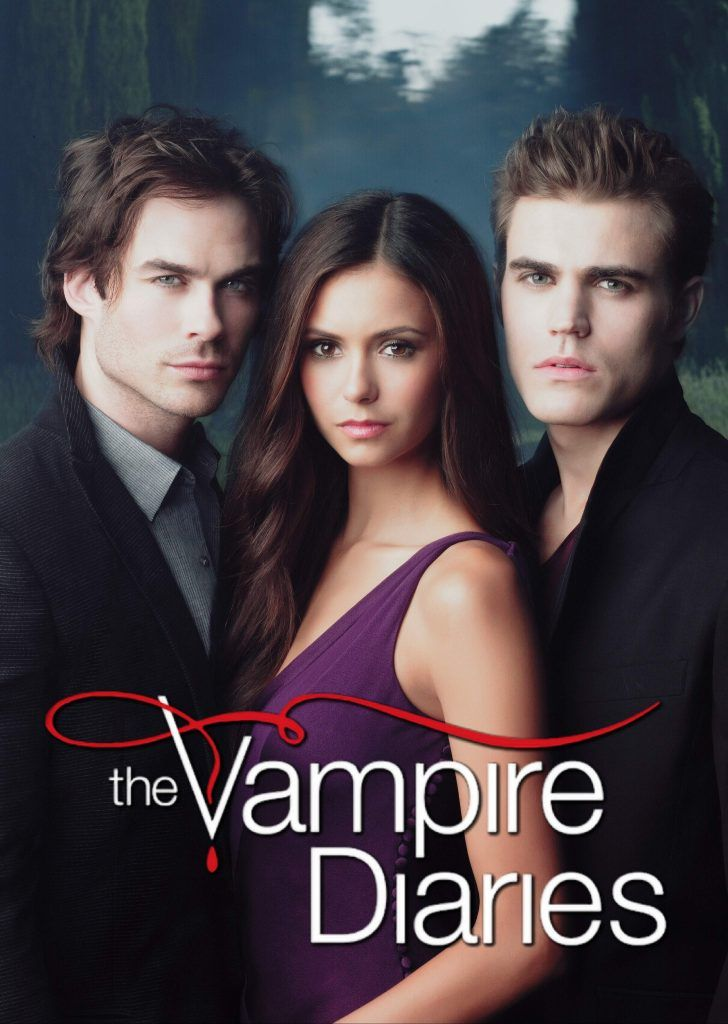 Burning Serie The Vampire Diaries