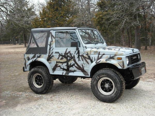 Poll: If you had $3,000 - Jeep Wranger/CJ7 vs. UTV vs. ATV vs. Samurai - TexasBowhunter.com Community Discussion Forums