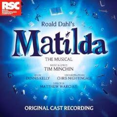 RECENT MEDIA REVIEWS: Matilda (London Cast Recording)