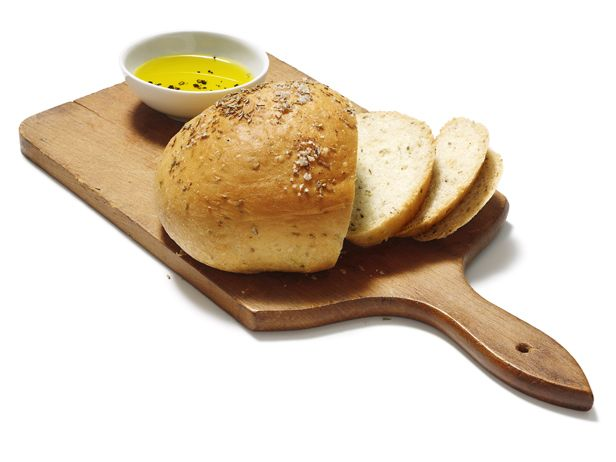 Almost-Famous Rosemary Bread Recipe : Food Network Kitchens : Food Network - FoodNetwork.com....made it! Delicious!!!