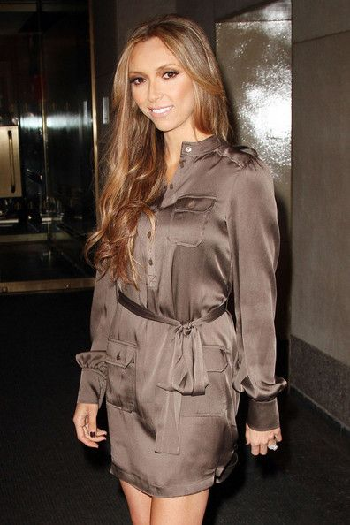 Giuliana Rancic, such a strong woman!! One of my favorite celebs