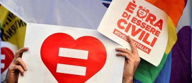 Ce texte crée une union civile pour les couples de même sexe, dans le dernier grand pays d'Europe occidentale où ils n'avaient encore aucun statut.