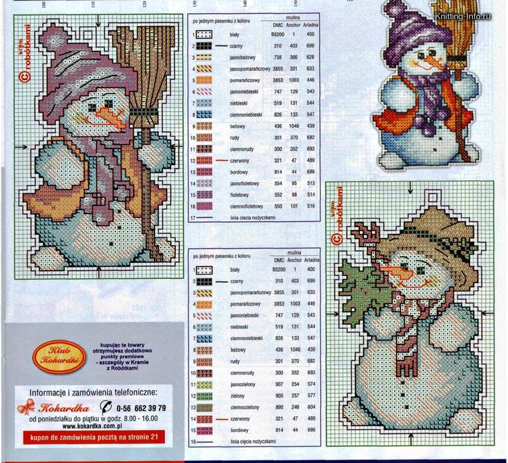 cute jewelry for cheap snowman cross stich pattern