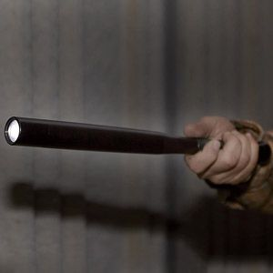 Self-Defense Baseball Bat Flashlight