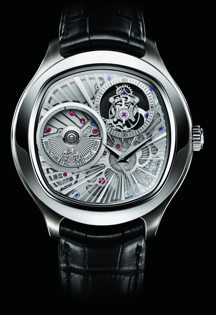 Piaget ~ I don't wear watches, but this one is a beauty!