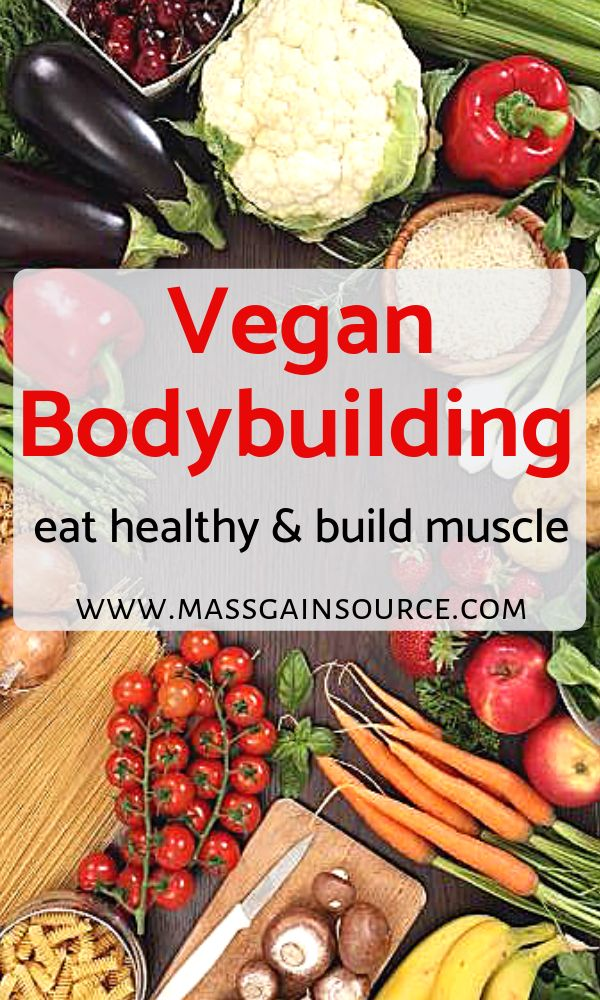 How to Gain Muscles with Vegan Diet 5