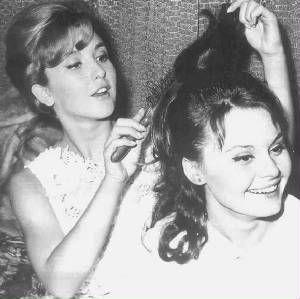 Angélica María y Rocío Durcal