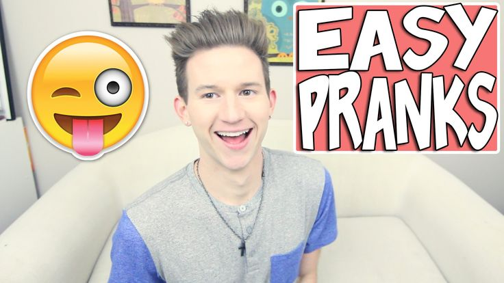 10 EASY PRANKS | RICKY DILLON