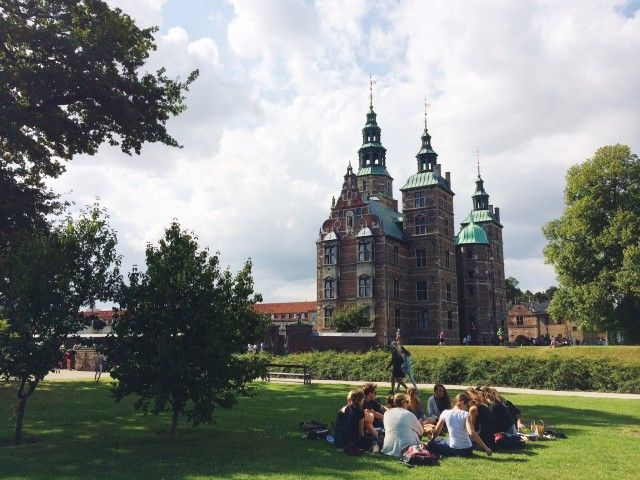 Olivia tells us about her Copenhagen trip so far #addictabroad