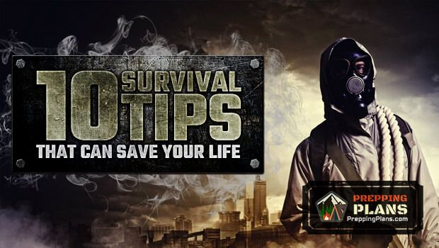 10 Survival Tips that Will Save Your Life - No 6 is Mind Blowing!