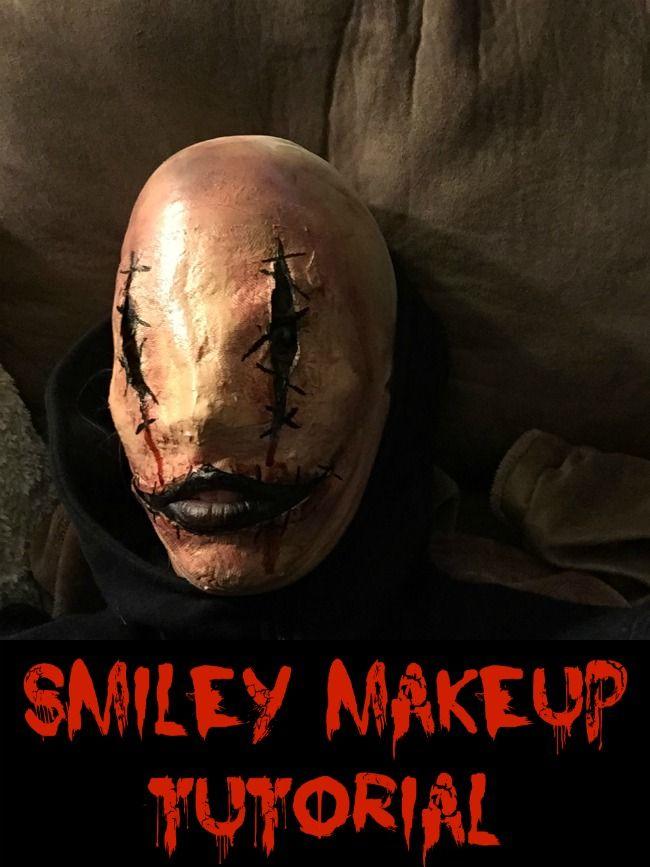Scary halloween makeup on Pinterest Explore 50+ ideas with Horror - scary halloween ideas