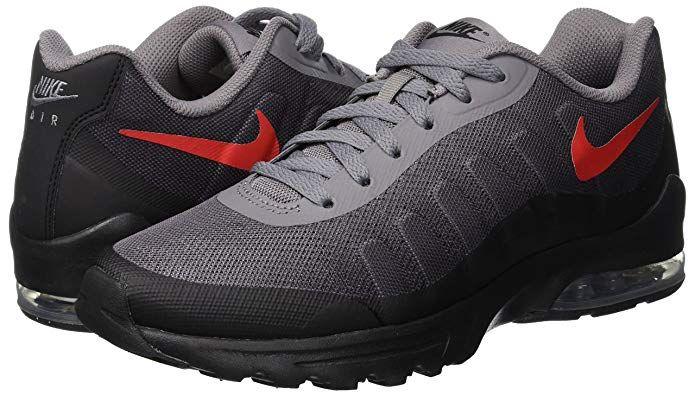 fc440ee6ea858 Amazon.com | NIKE Men's Air Max Invigor Print Running Shoes | Road ...