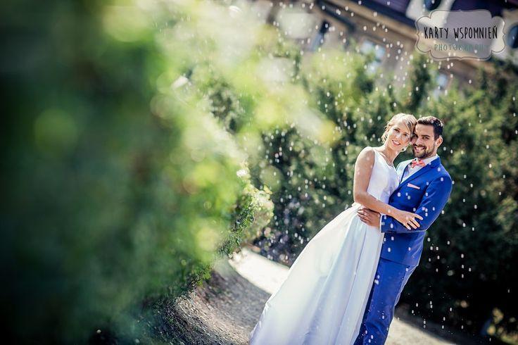 zdjęcia ślubne zamek moszna