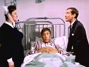 Carry on Doctor (1967) With the last two Carry Ons performing badly, desperate measures were called for. Capitalising on the success of the Doctor films, this second hospital Carry On was a major hit and effectively saved the series at a time when it could have been axed.