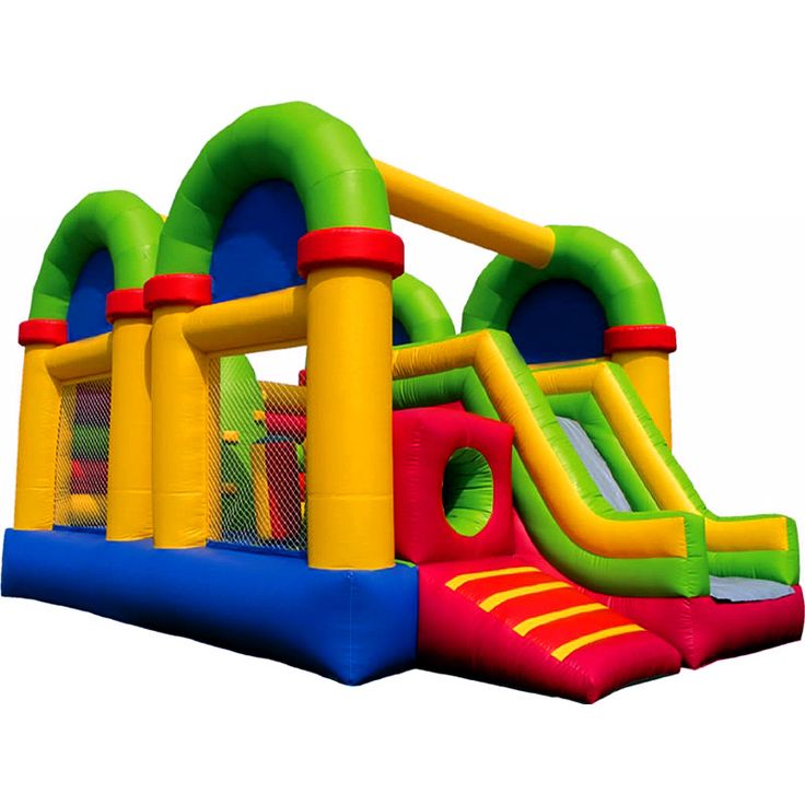 How To Buy Low-price And Best Double Tunnel Bouncer Slide Combo? Our Provide Commercial Bounce House, Discount Water Slide, Cheap Bouncy Games In Sale Inflatables Online