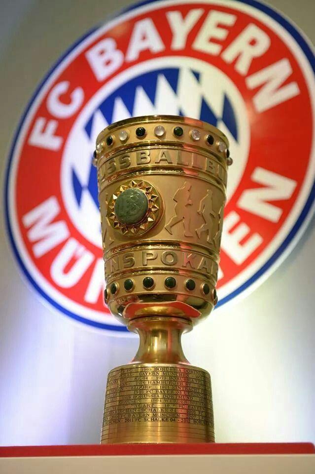 DFB Pokal Trophy