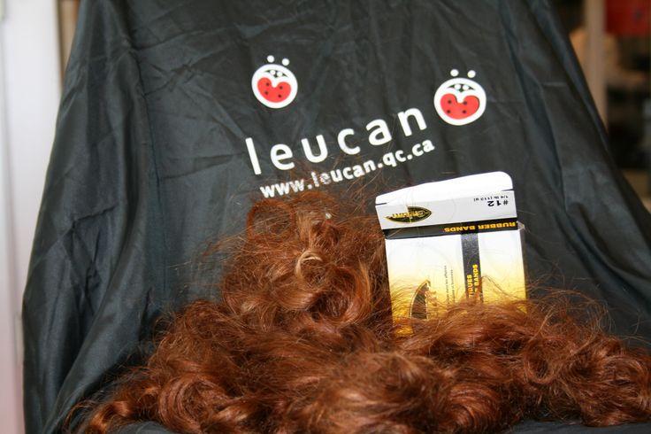https://flic.kr/p/75Bfci   Les cheveux de Vincent   Les cheveux de Vincent Mandeville, étudiant au B.A.A. se fait raser la tête dans le cadre du Défi têtes rasées de Leucan.