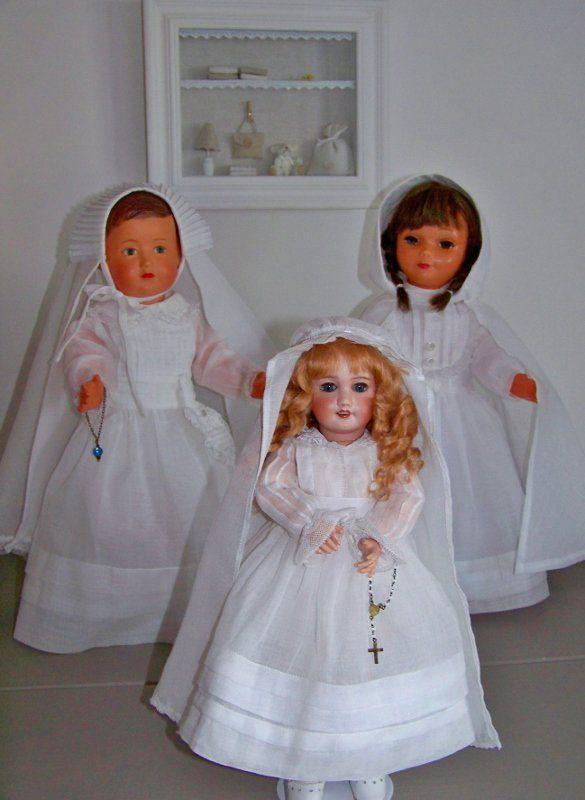Le jeudi de l'Ascension c'est jour de communion...