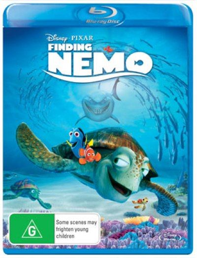 Win a Copy of Finding Nemo on Blu-ray