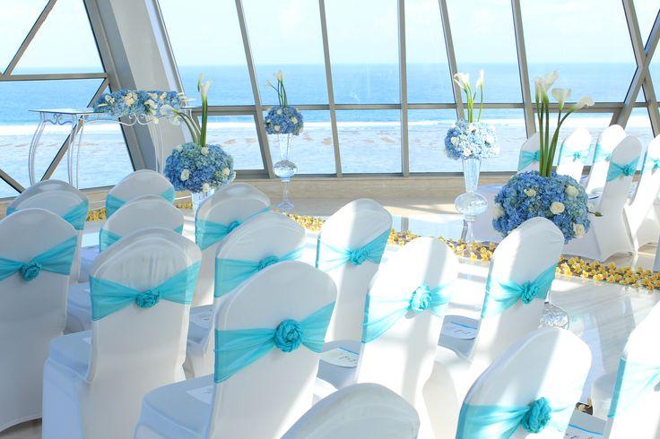 Wedding chapel Bali beautiful Ocean view