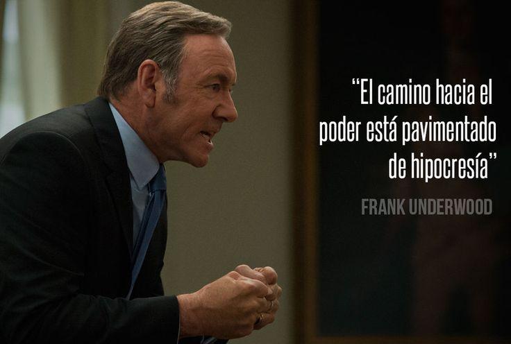 Frank y Claire: sus despiadadas frases en House of Cards - Grupo Milenio