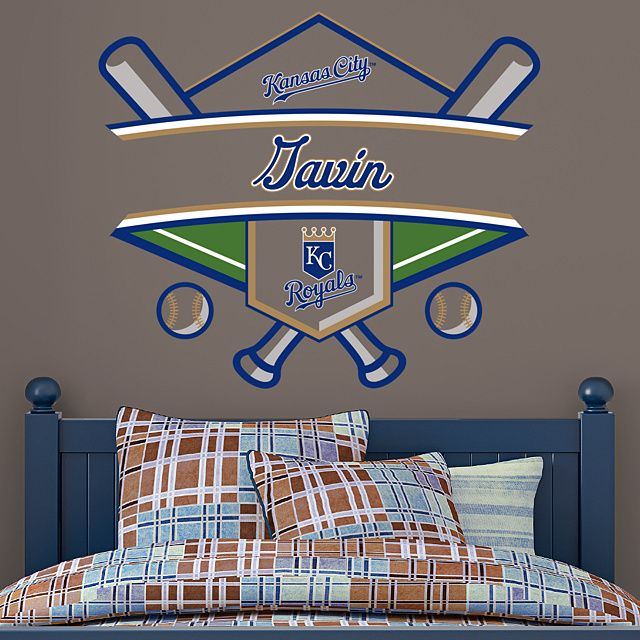 Kansas City Royals Personalized Name