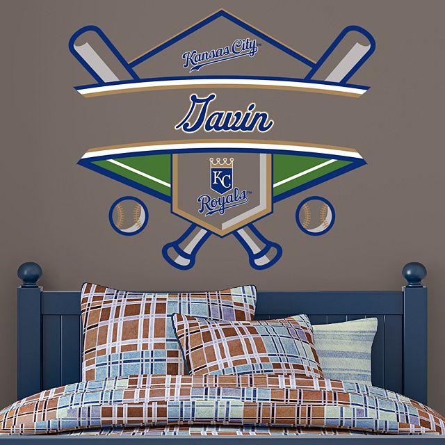Kansas City Royals Personalized Name