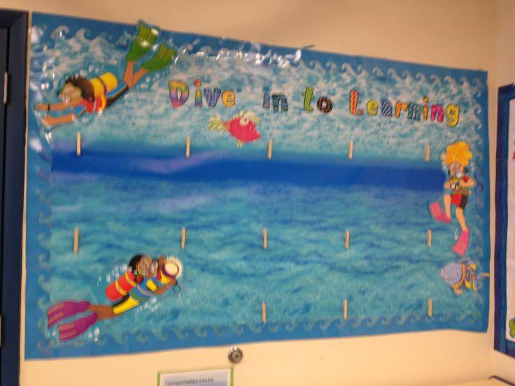 1000 Ideas About Sea Bulletin Board On Pinterest