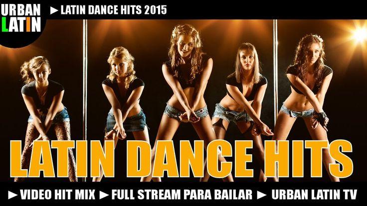 http://www.atvnetworks.com/ LATIN DANCE HITS 2015 ► MEGA VIDEO HIT MIX ► MERENGUE, BACHATA, SALSA, R...