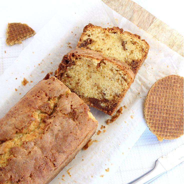 Stroopwafelcake met caramel fudge, klinkt dat niet als een feestje? Ergens bestaat er altijd wel een reden om iets lekkers te bakken toch?