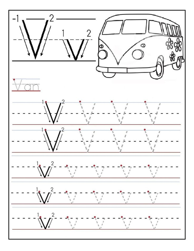 Alphabet Worksheets for Preschoolers | Educative Printable ...