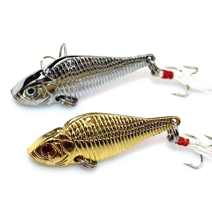 1.15$  Watch now - 1Pcs 5cm 12.5g Metal Fishing Lure Spinner Spooniscas artificiais para pesca VIB Hard Jig Baits Wobble Crankbait Lures WQ245   #magazineonlinebeautiful