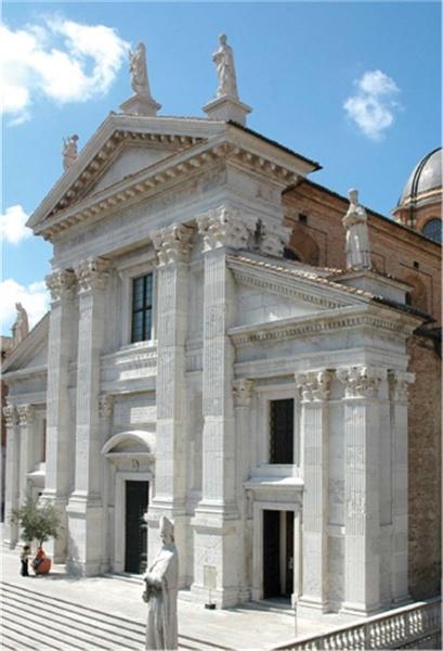 Urbino: Museo Albani - Cattedrale #ndm13 #nottedeimusei