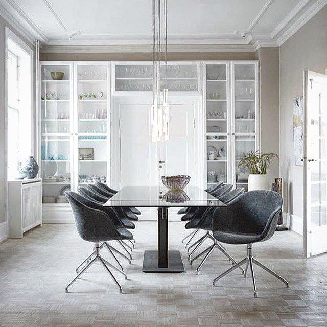 It's the weekend. Who's having friends over for dinner? #boconcept #design…