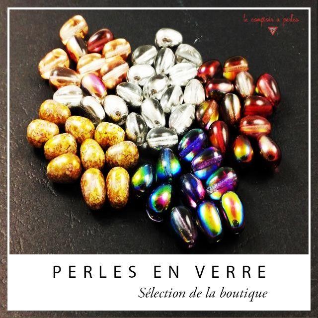 Découvrez notre sélection de perles en verre de Bohême en forme de goutte pour tous vos bijoux fantaisies en boutique#BijouxFantaisie, #Faitmain, #creative, #jaimelefaitmain, #bracelet, #jenfiledesperlesetjassume, #Miyuki, #tissage, #tissageperle, #weavingofbead, #beadweaving, #laiton, #brass, #costumejewelry, #Handmade, #fashion, #shopping, #madewithlove, #instafashion, #designjewelry, #blog,  #inspiration, #beads, #beadsdrop, #perlegoutte, #perleenverre #verre #goutte #mypushup…