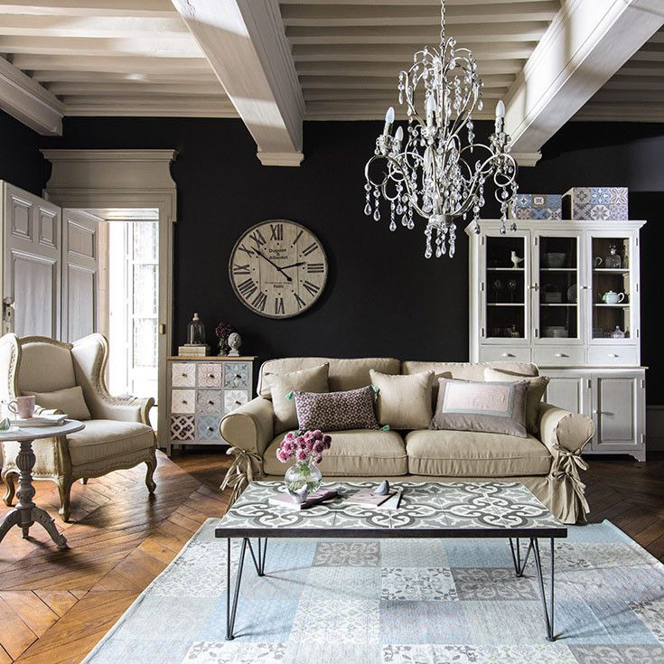 meubles d co d int rieur maison de campagne maisons du monde d co miscellaneous why not. Black Bedroom Furniture Sets. Home Design Ideas