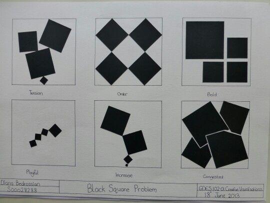 Black Square Problem