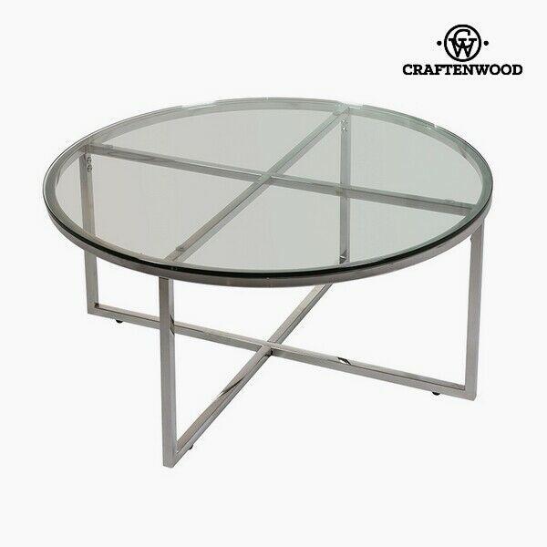 Table Basse En Verre 90 X 90 X 40 Cm De Craftenwood Basse Cm