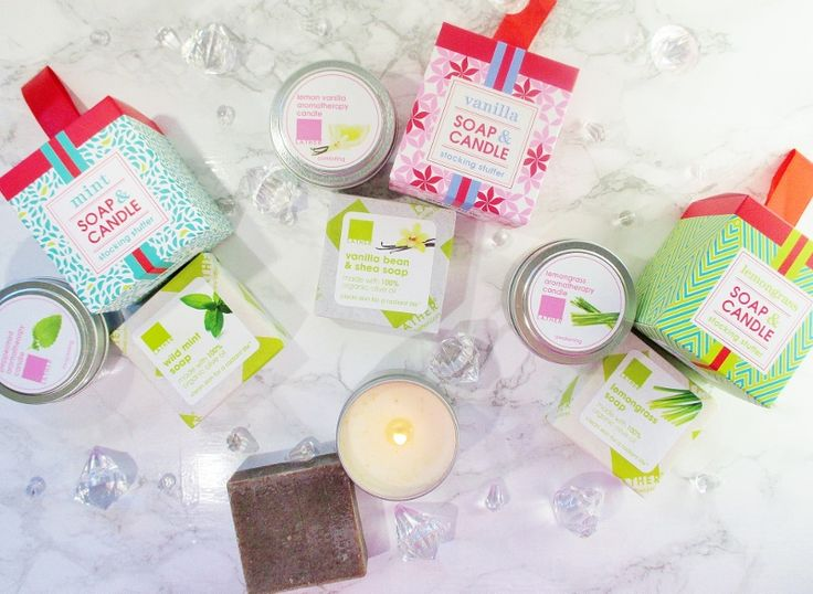 Stuff Those Stockings with Beautiful Goodies from LATHER *pr