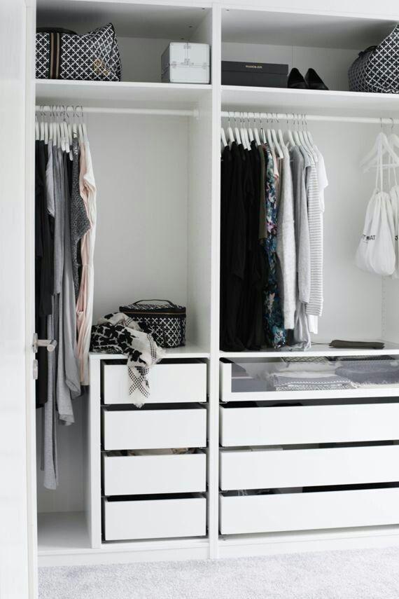 1000 ideas about ikea walk in wardrobe on pinterest for Ikea creation dressing