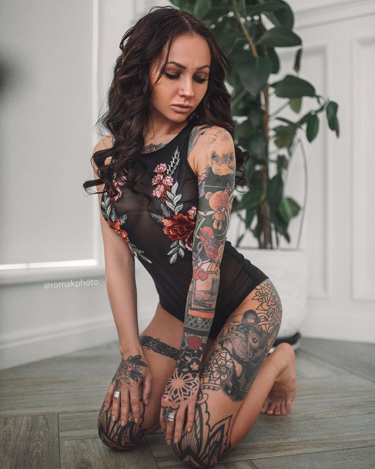 Tattoos For Women Girl Tattooed Big Tattoo Tatoo Pmatehunter 1